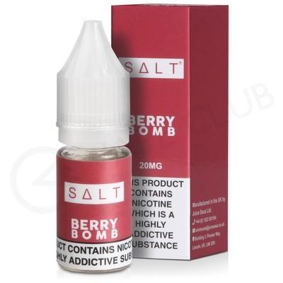 Berry Bomb Nic Salt E-Liquid by Salt