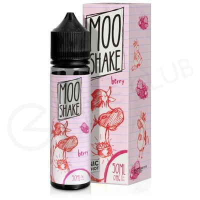 Berry Shake Shortfill by Moo Shake 50ml