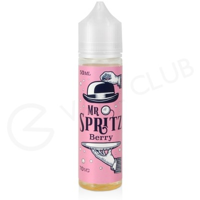 Berry Shortfill E-Liquid by Mr Spritz 50ml