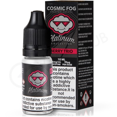 Berry Trio eLiquid By Cosmic Fog