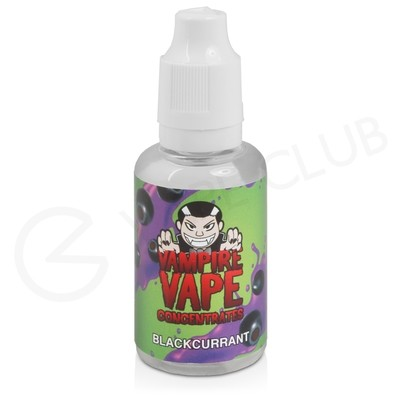 Blackcurrant Flavour Concentrate by Vampire Vape