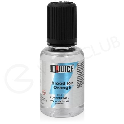 Blood Ice Orange Concentrate by T-Juice