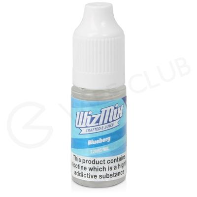 Blueberg E-Liquid by Wizmix
