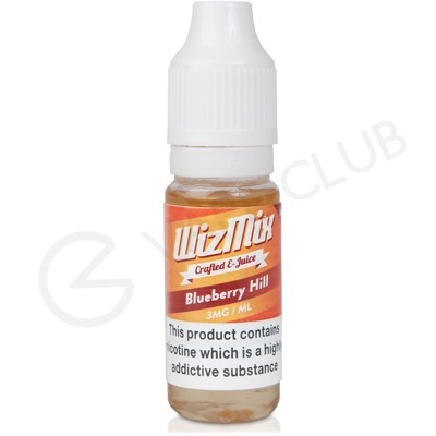 Blueberry Hill E-Liquid by Wizmix
