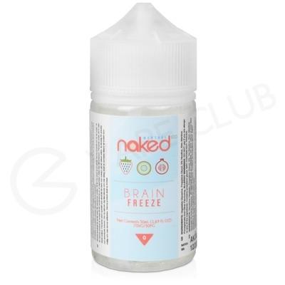 Brain Freeze Shortfill E-Liquid by Naked 100 50ml