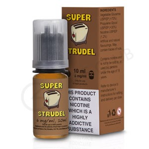 Brown Sugar eLiquid by Super Strudel