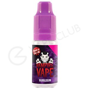 Bubblegum E-Liquid by Vampire Vape - 10ml