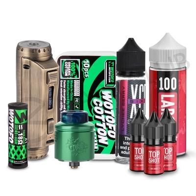 Builders Vape Kit Gift Set