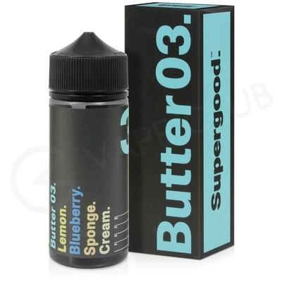 Butter 03 Shortfill E-Liquid by Supergood 100ml