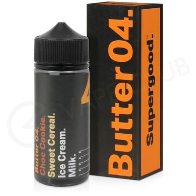 Butter 04 Shortfill E-Liquid by Supergood 100ml