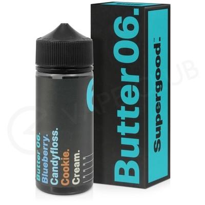 Butter 06 Shortfill E-Liquid by Supergood 100ml