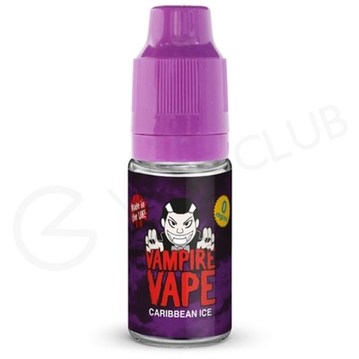 Caribbean Ice E-Liquid by Vampire Vape