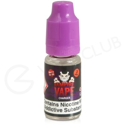 Charger E-Liquid by Vampire Vape