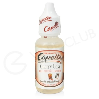 Cherry Cola RF Flavour Concentrate by Capella