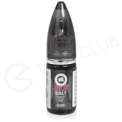 Cherry Fizzle Hybrid Salt E-Liquid by Riot Squad