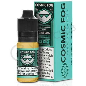 Chilled Tobacco High VG eLiquid by Cosmic Fog