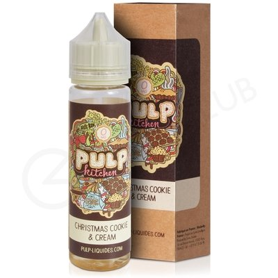 Christmas Cookies and Cream eLiquid by Pulp Kitchen 50ml