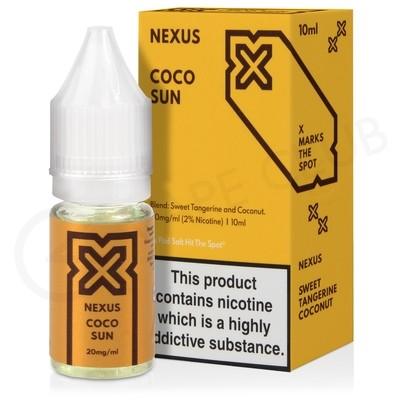 Coco Sun E-Liquid by Pod Salt Nexus