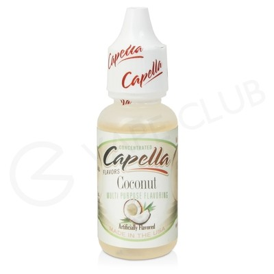 Coconut Flavour Concentrate by Capella