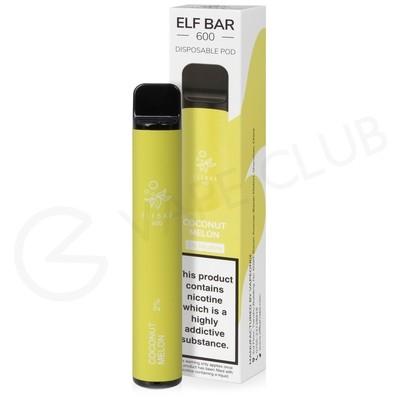 Coconut Melon Elf Bar Disposable Vape