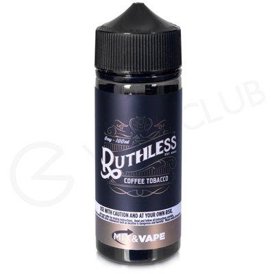 Coffee Tobacco Shortfill E-Liquid by Ruthless