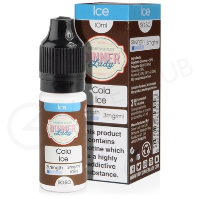 Cola Ice E-Liquid by Dinner Lady Ice