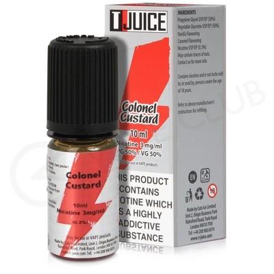 Colonel Custard E-Liquid by T-Juice