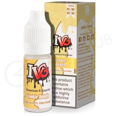 Cookie Dough eLiquid by I VG 50/50