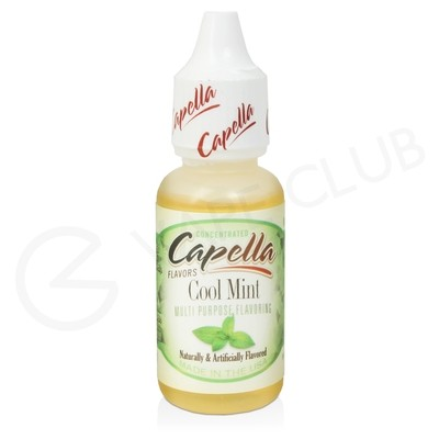 Cool Mint Flavour Concentrate by Capella