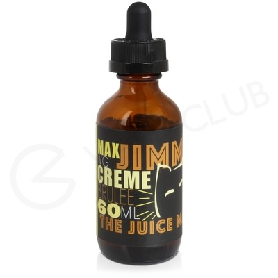 Creme Brulee 50ml Shortfill by Jimmy The Juice Man