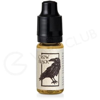 Crow Black E-Liquid by The Druid's Brew
