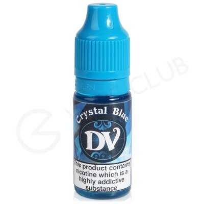 Crystal Blue eLiquid by Decadent Vapours