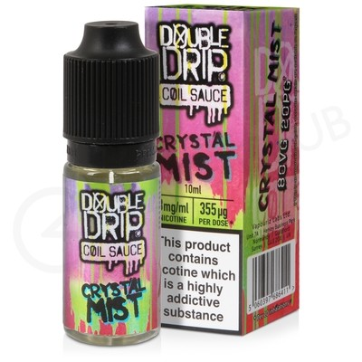 Crystal Mist E-Liquid by Double Drip