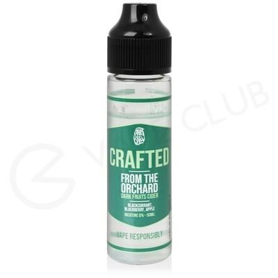 Dark Fruits Cider Shortfill E-Liquid by Ohm Brew Crafted 50ml
