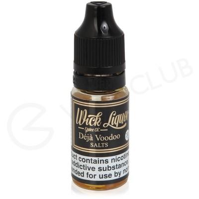 Deja Voodoo Nic Salt E-liquid by Wick Liquor