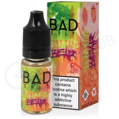 Don't Care Bear Nic Salt E-Liquid by Bad Drip Labs