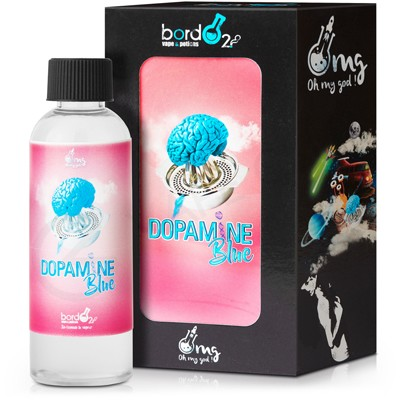 Dopamine Blue eLiquid By BordO2 OMG 100ml