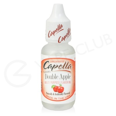 Double Apple Flavour Concentrate by Capella