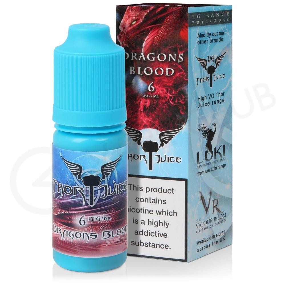 RTV Dragons Breath e-Liquid