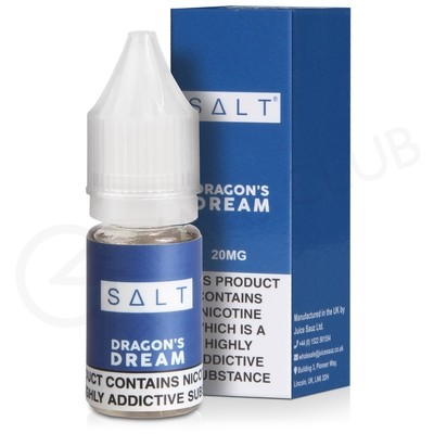 Dragons Dream Nic Salt E-Liquid by Salt