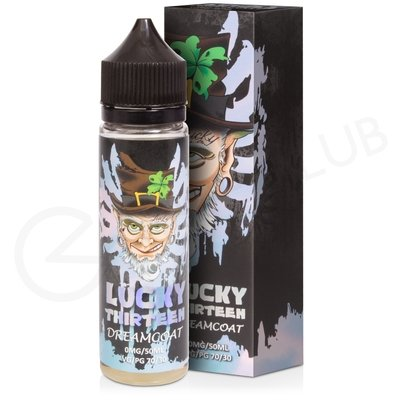 Dreamcoat eLiquid by Lucky Thirteen 50ml