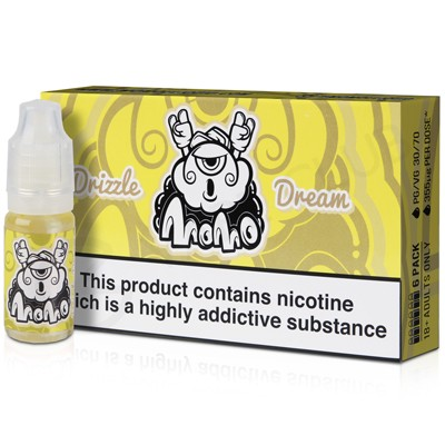 Drizzle Dream eLiquid by Momo