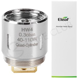 Eleaf HW4 0.3 Ohm Replacement Coils