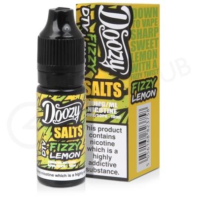Fizzy Lemon Nic Salt E-liquid by Doozy Salts