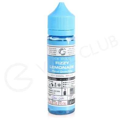 Fizzy Lemonade Shortfill E-Liquid by Glas Basix 50ml