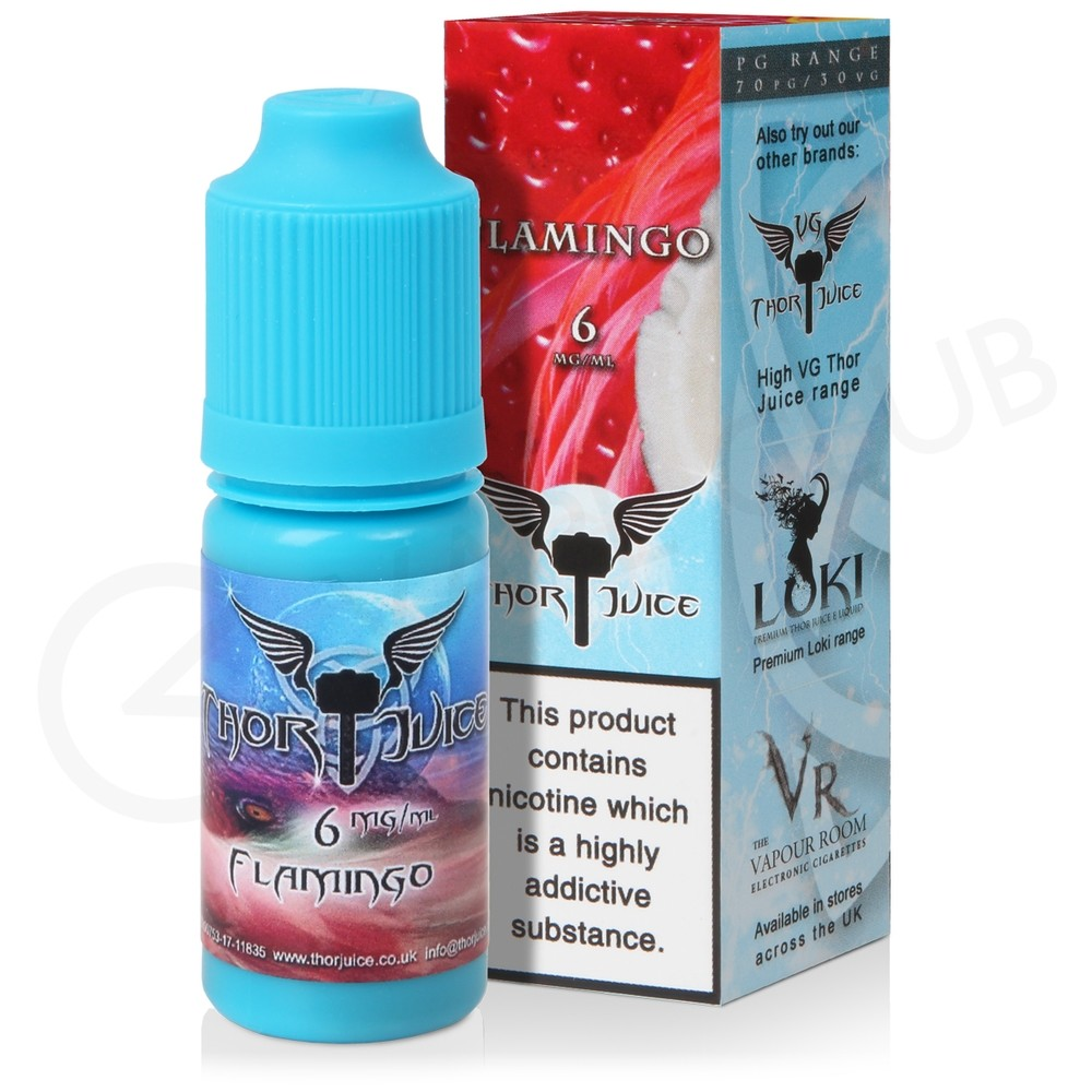 Flamingo eLiquid by Thor Juice
