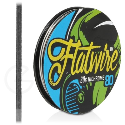 Flat Wire 20AWG 10ft Wire Reel