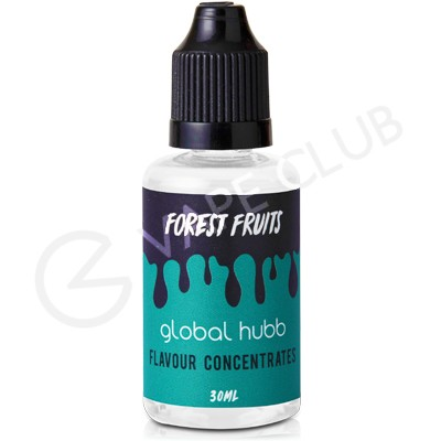 Forest Fruits Concentrate by Global Hubb