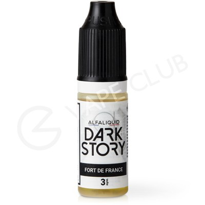 Fort De France Dark Story eLiquid by Alfaliquid