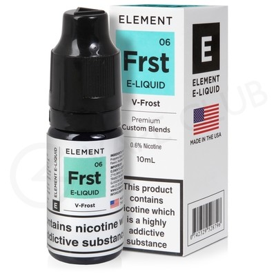 Frost E-Liquid by Element 50/50